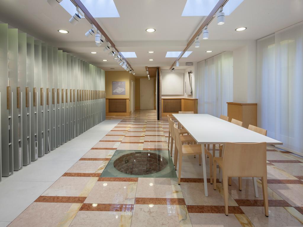 Sala Pozzo Refin Studio Milano