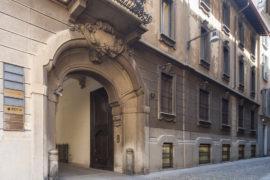 Esterno Showroom Milano